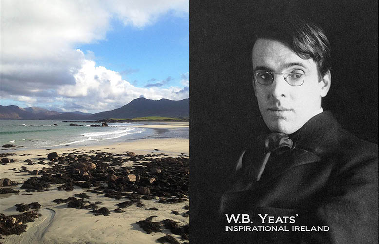 WB Yeats Inspirational places in Ireland