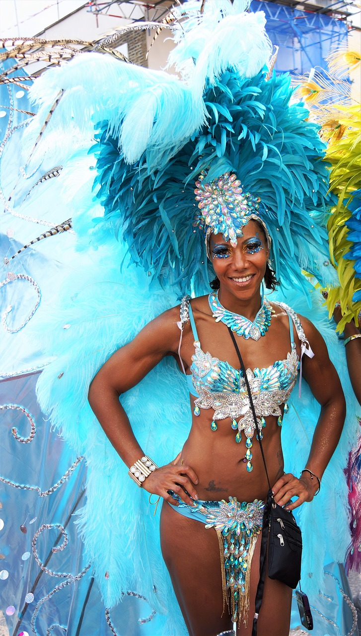 The Ana De-Jesus Triangle London carnival