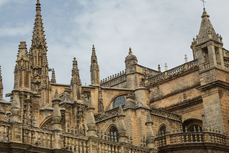 Seville Cathedral Spain holidays
