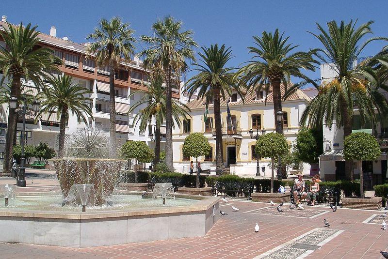 Spain travel San Pedro de Alcantara Costa del Sol