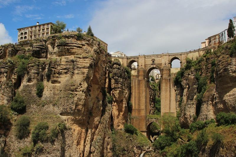 Spain travel guide Ronda