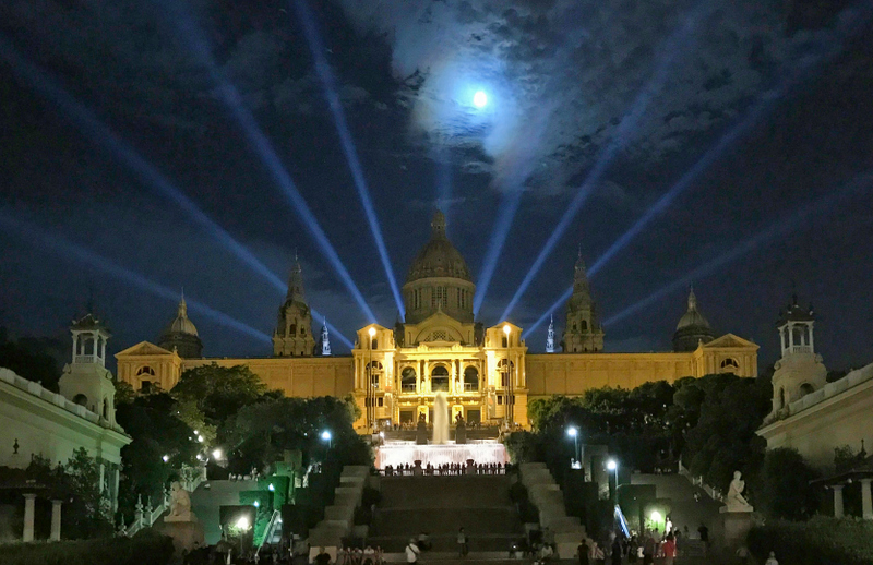 Barcelona Travel Guide museums and public art