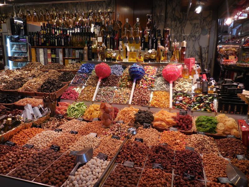 Barcelona travel guide Mercado de la Boqueria