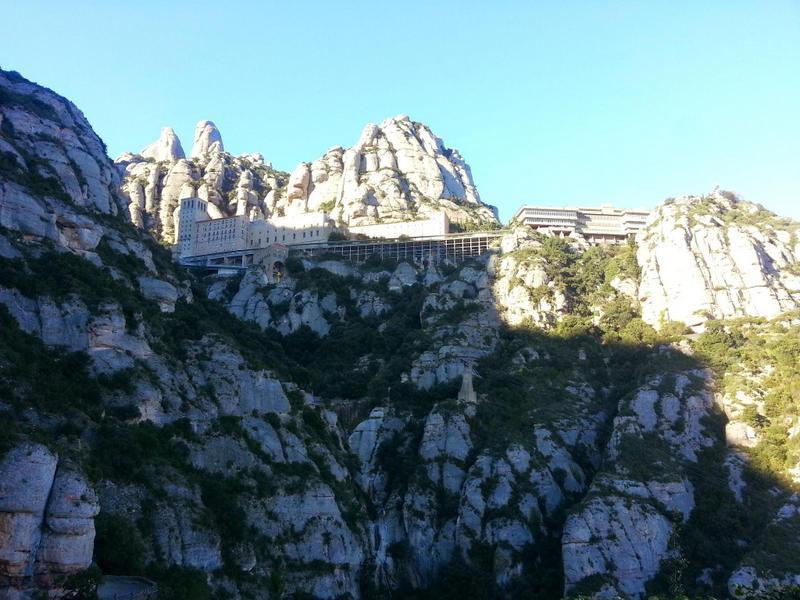 Barcelona travel guide Montserrat