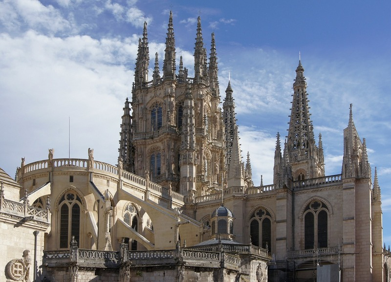 Burgos Cathedral UNESCO Castile and Leon