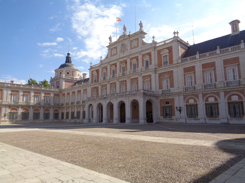ommunity of Madrid Spain Aranjuez Palace