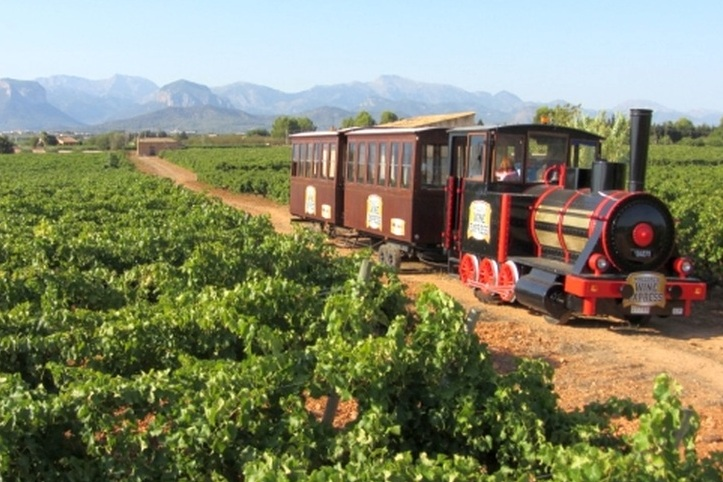 Mallorca train and wine tours