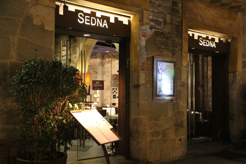 Sedna Restaurant Bacelona by the old port