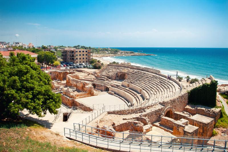 Tarragona -Roman amphitheatere Tarragona