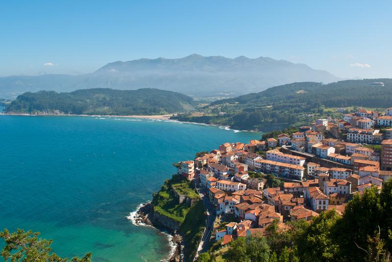 mirador de san roque lastres asturias