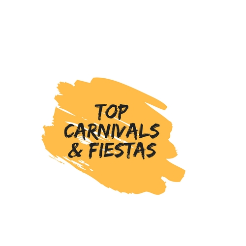 spain travel guide top carnivals and fiestas
