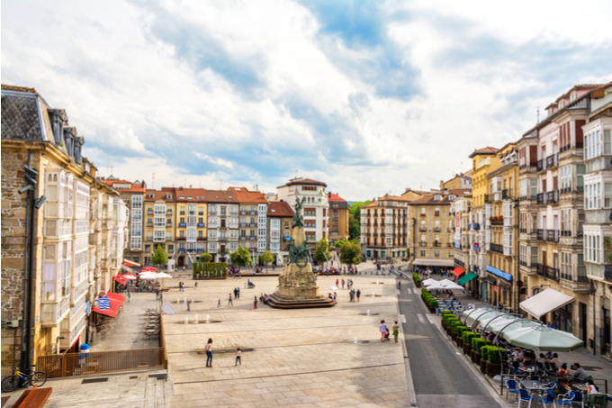 Vitoria Gasteiz Spain travel guide Basque country