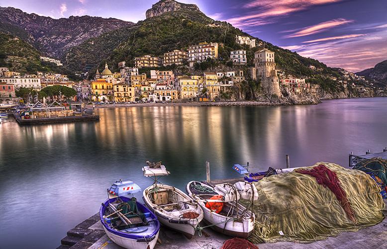 Amalfi Coast Italy Travel Inspirations