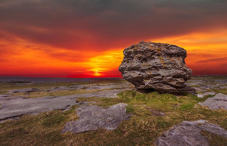 Burren Ireland Travel Inspirations