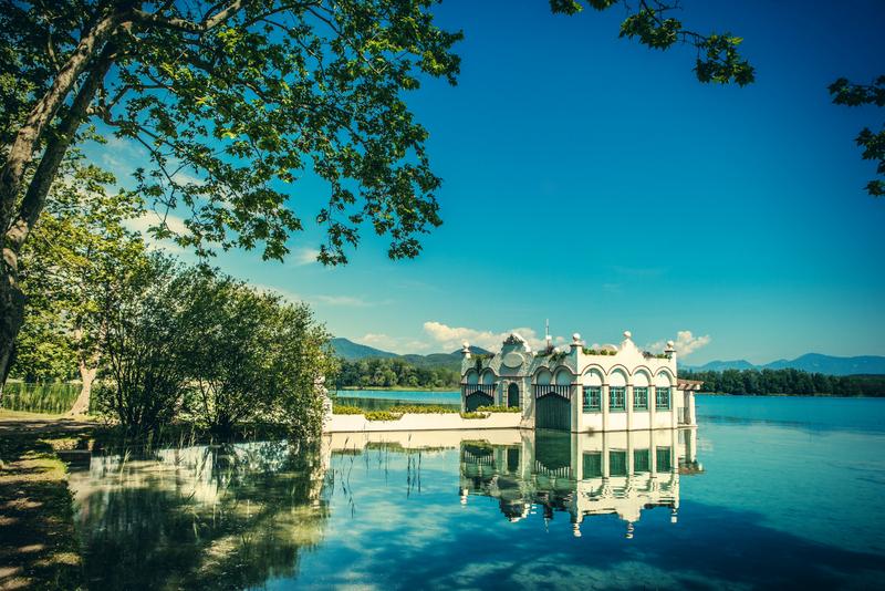 Banyoles famous Lake Girona
