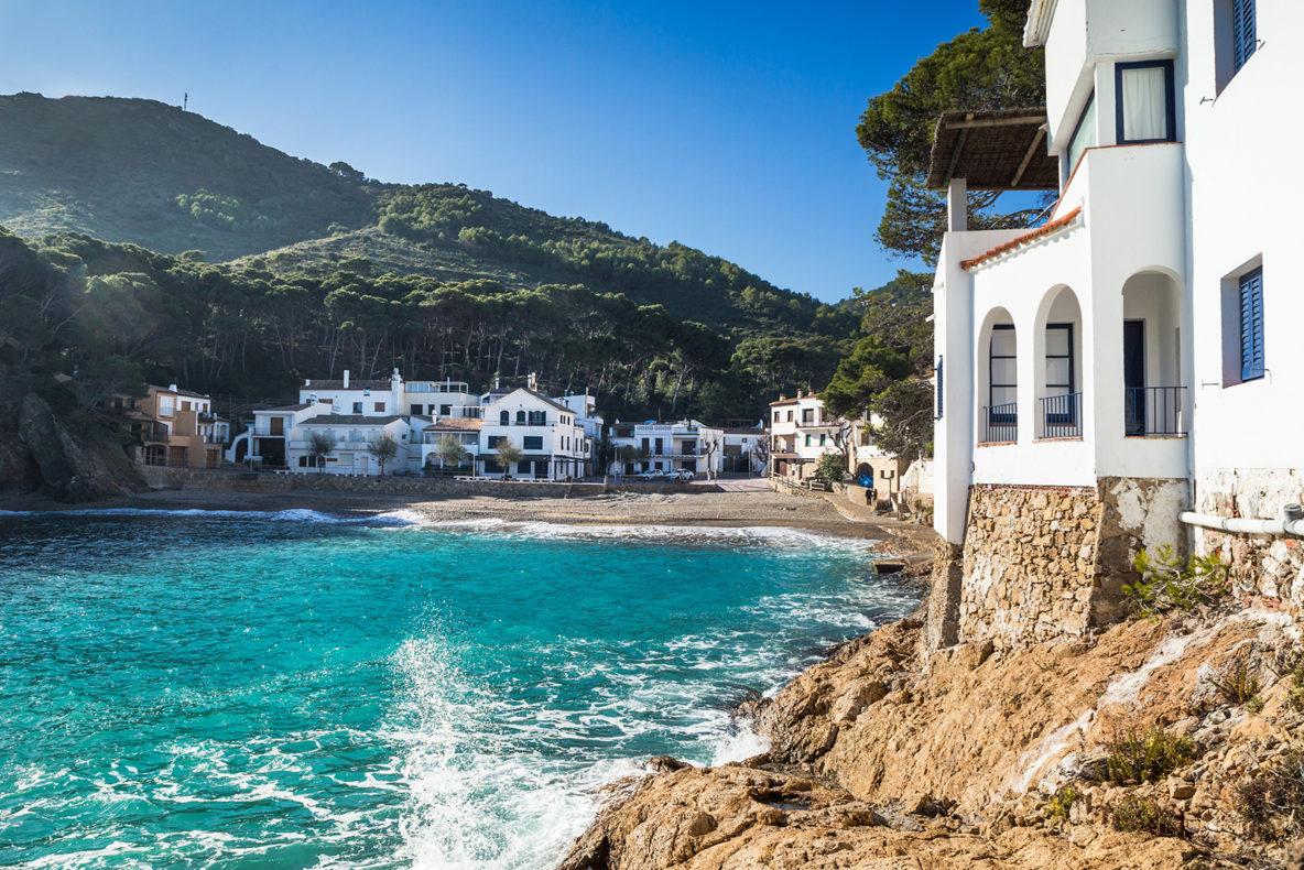 Begur Spain travel guide Sa Tuna