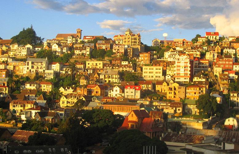 Antananarivo Madagascar capital-Tana