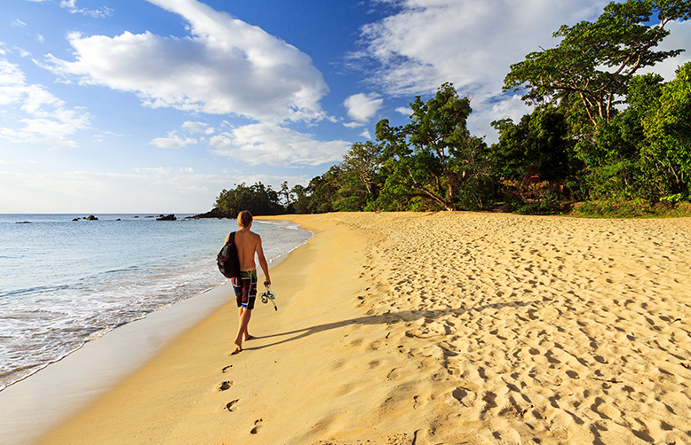 Madagascar-beautiful beaches