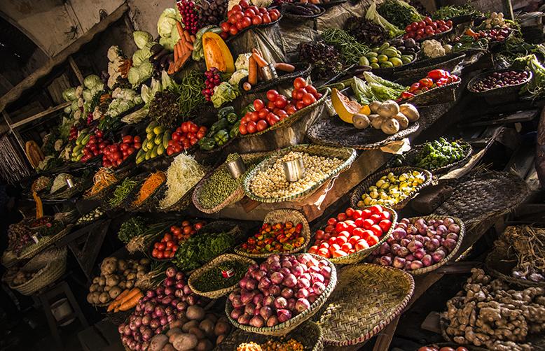 Madagascar food