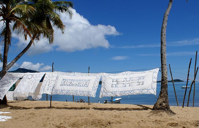 Madagascar tablecloths