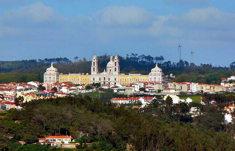 Mafra Palace Silver Coast Portugal