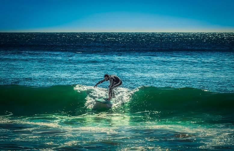 Nazare Silver Coast Portugal