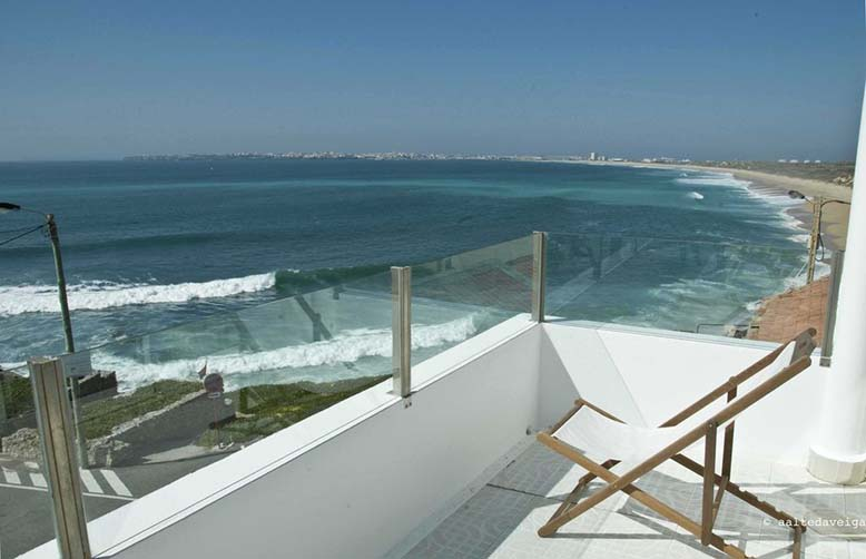 Peniche homeaway listing