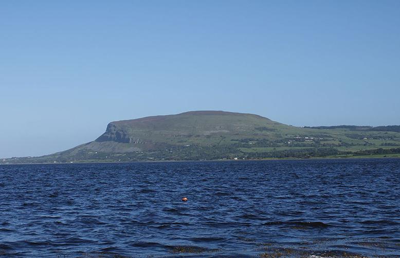 Yeats inspirational Ireland Ballisodare Bay