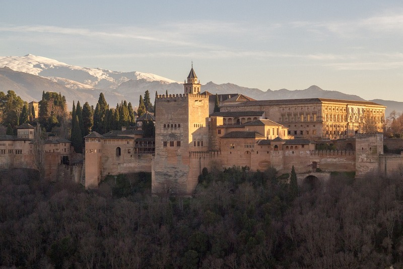 Spain Alhambra Andalucia travel guide