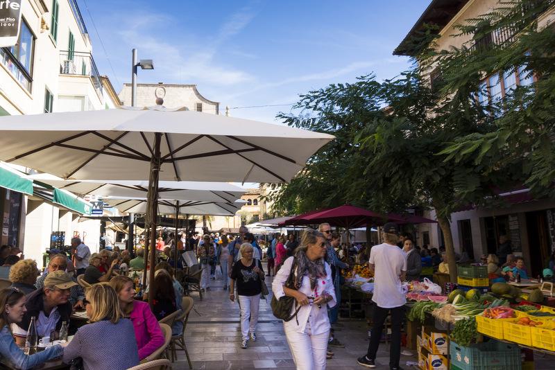 Santanyí weekly market
