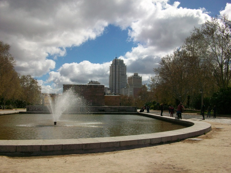 Madrid Travel Guide Temple of Debod