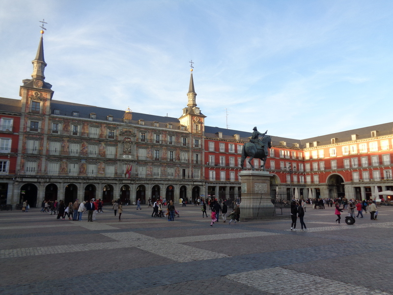 Madrid Travel Guide the Plaza Mayor