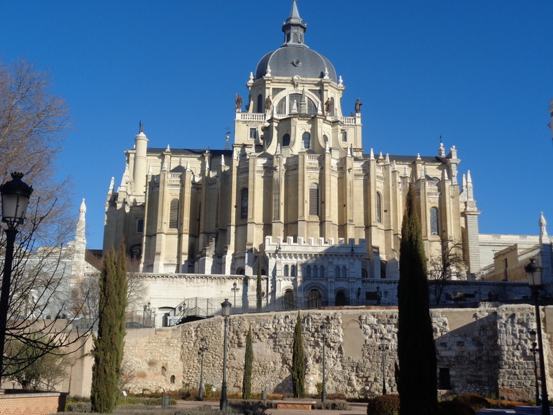 Madrid Travel Guide Almudena Cathedral