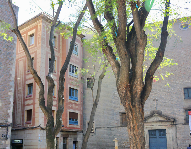 Barcelona Oculta old town route