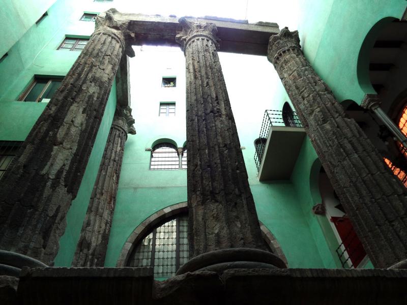 Barcelona Travel Guide Roman Vestiges