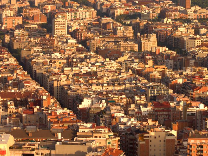 Barcelona Travel Guide urban design Barcelona