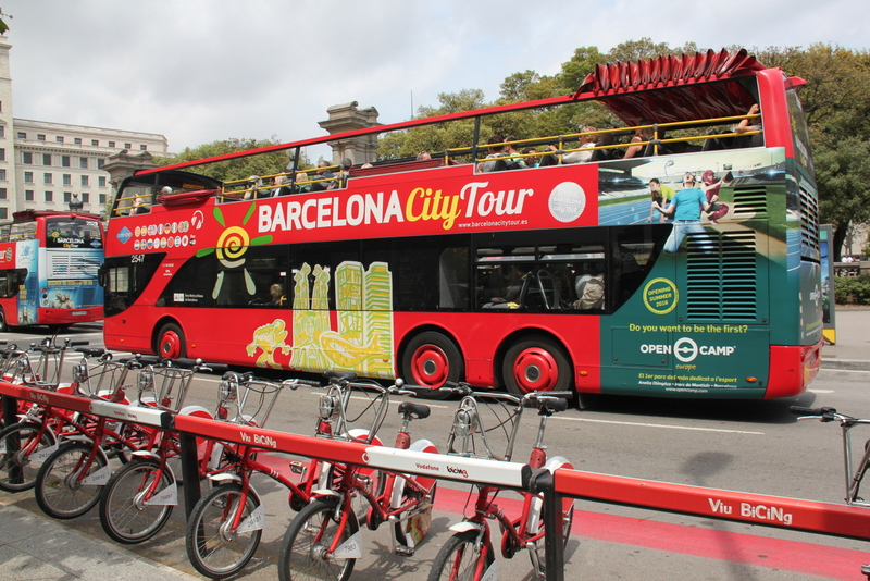 Barcelona transport options