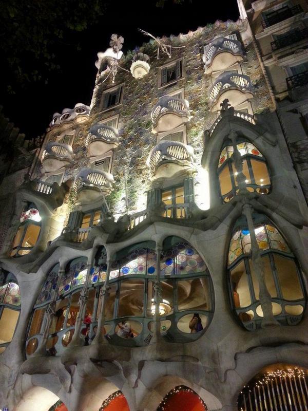 Barcelona travel guide Casa Batllo