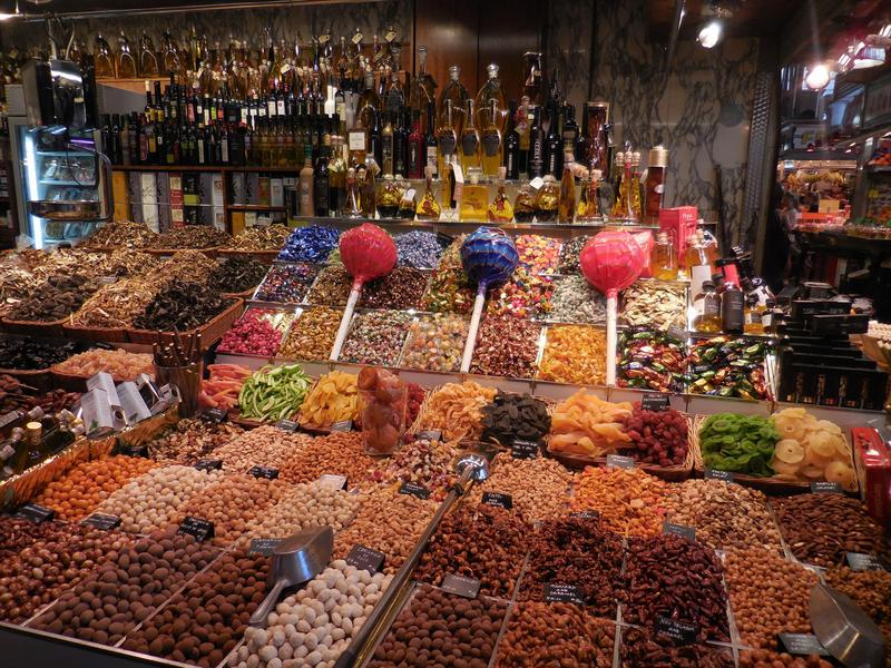 Barcelona travel guide Mercado de la Boqueria