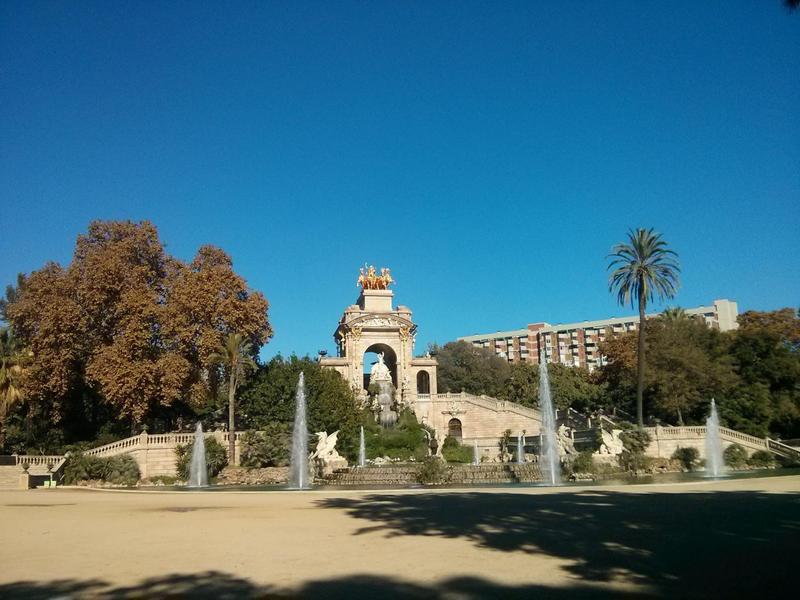 Barcelona travel guide Parc de la Ciutadella