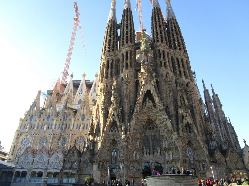 Barcelona travel guide Sagrada Familia