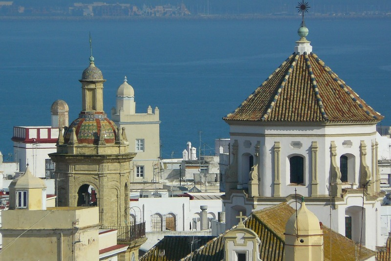 Cadiz Spain beautiful cities Andalucia