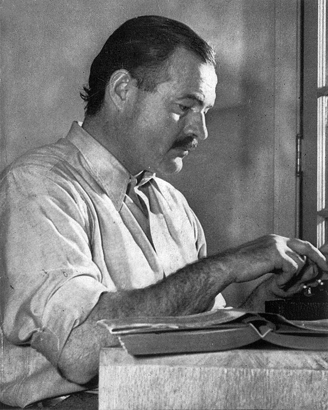 Madrid loved by Ernest Hemingway