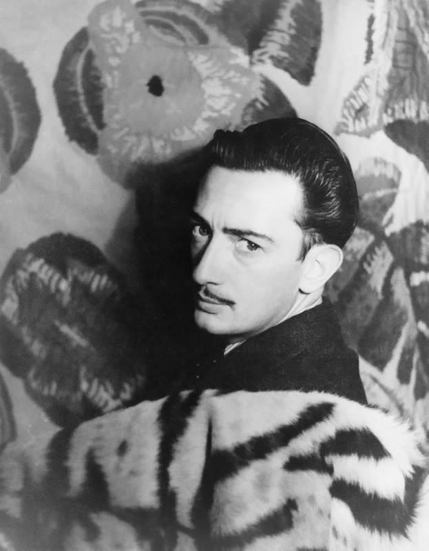 Salvador Dalí 1939 aged 35