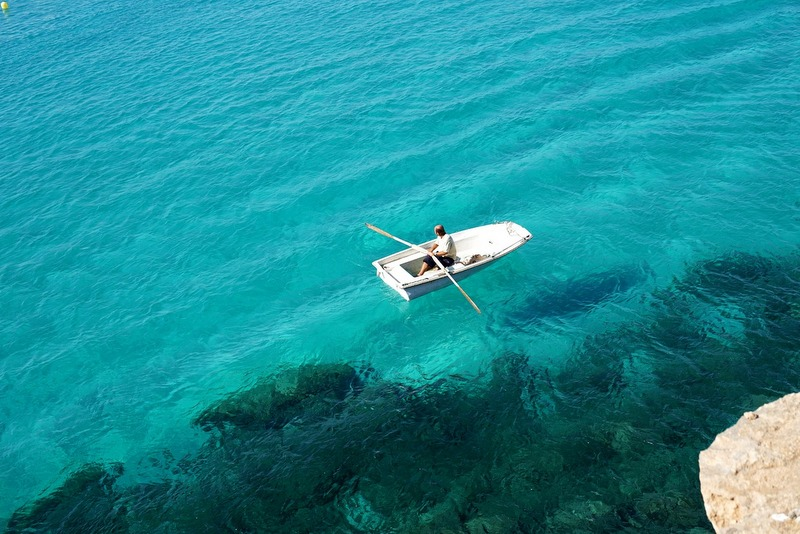 Spain holiday guide Formentera crystal clear water