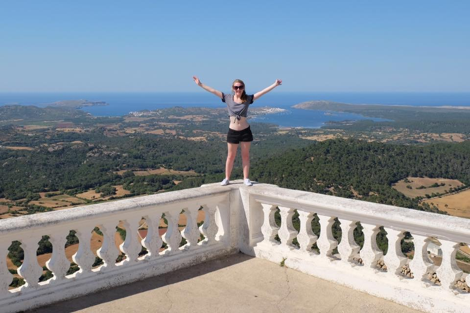 Spain travel guide Menorca guide Jessica Buck and views