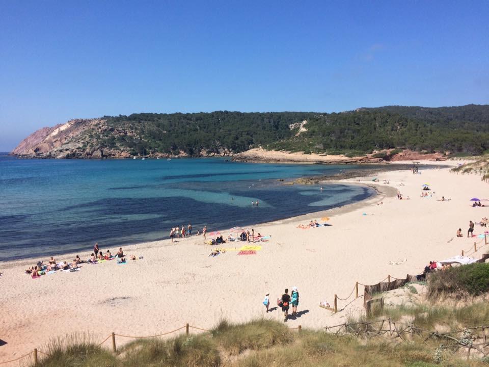 Spain travel guide Menorca guide lovely beach