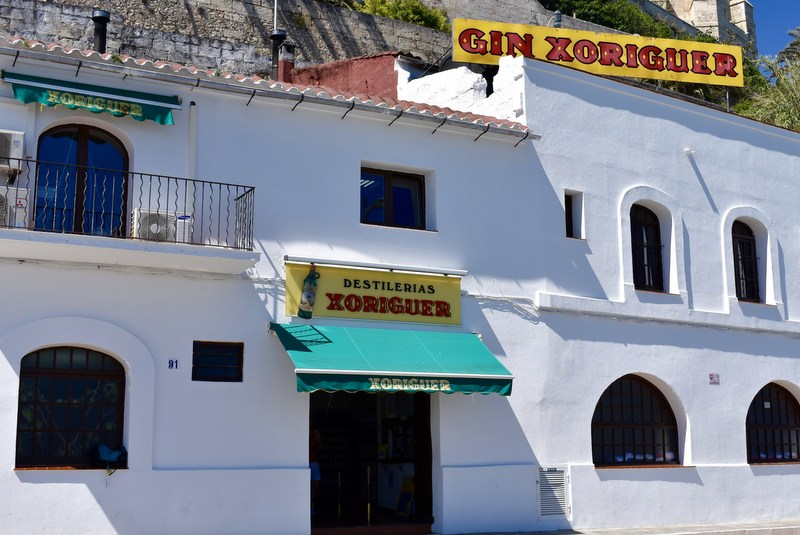 Xoriguer Gin Distillery Mahon Port Menorca