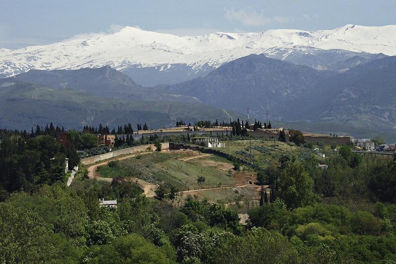 spain travel sierra nevada andalucia