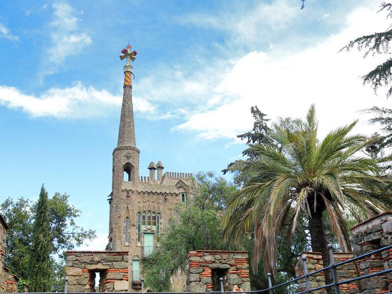 Bellesguard House tour Barcelona Oculta